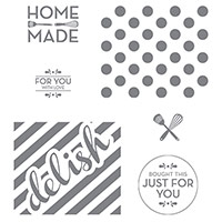 Homemade For You Clear-Mount Stamp