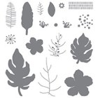 Botanical Blooms Photopolymer Stamp Set
