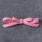 "Sweet Sugarplum 3/8"" (1 Cm) Ruched Ribbon"