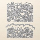 Detailed Floral Thinlits Dies