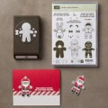 Cookie Cutter Christmas Photopolymer Bundle