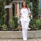 Nursing Graduation Outfit