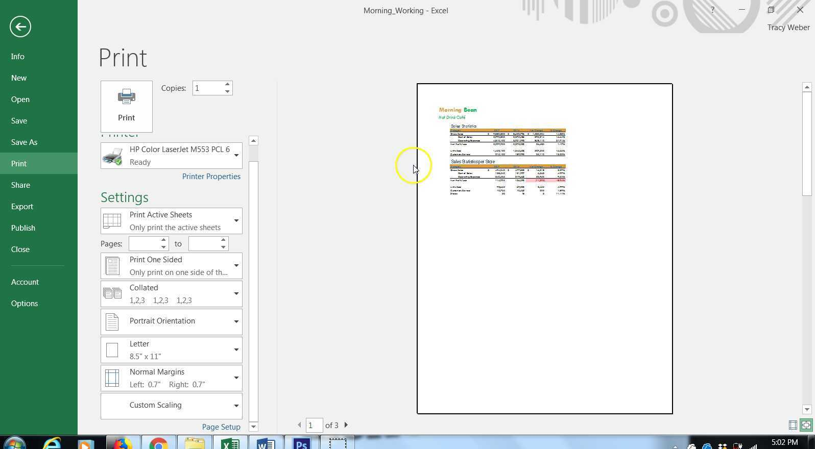 Advanced Apps Excel Module 2 Formatting A Worksheet For