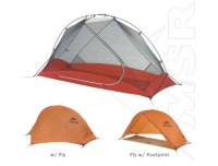 First Look Gear Review: MSR Hubba Solo Tent - Vagabondish