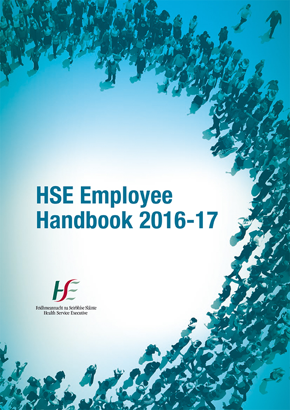 Handbook tells staff to uphold HSE values