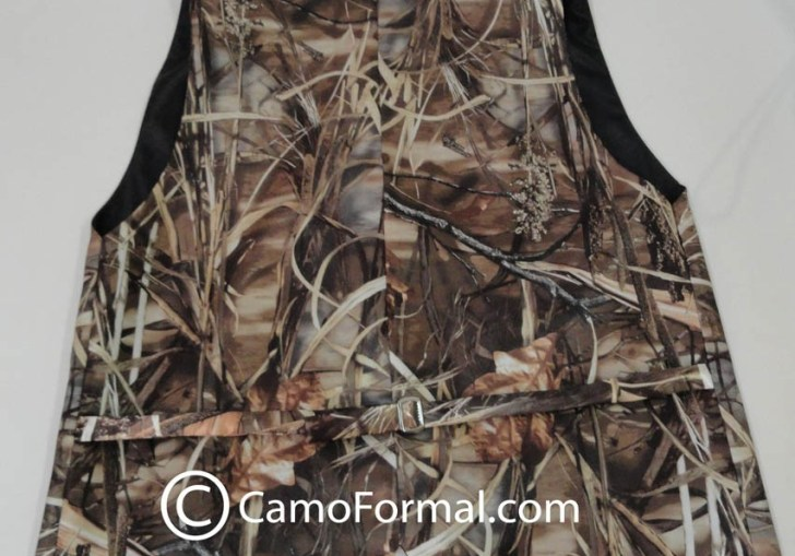 Touch Of Camo Provides Camo Accented Wedding Gowns Bridal