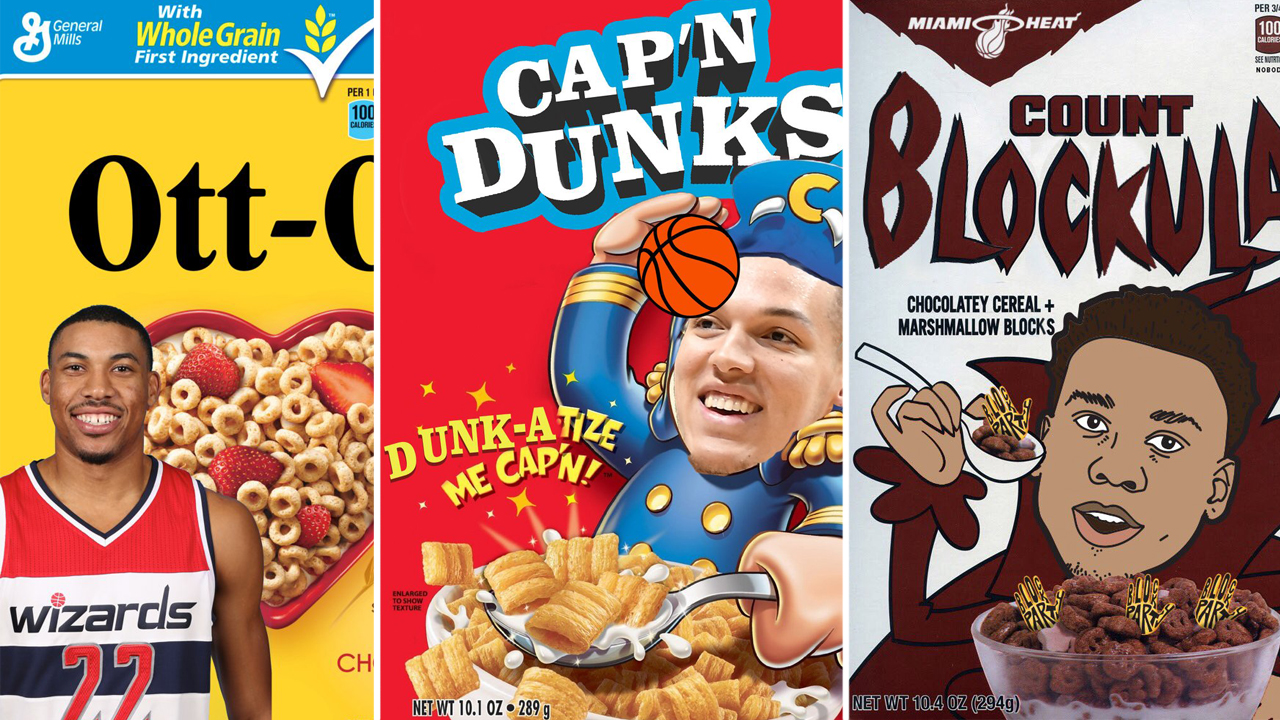 nba teams battle over best nba cereal