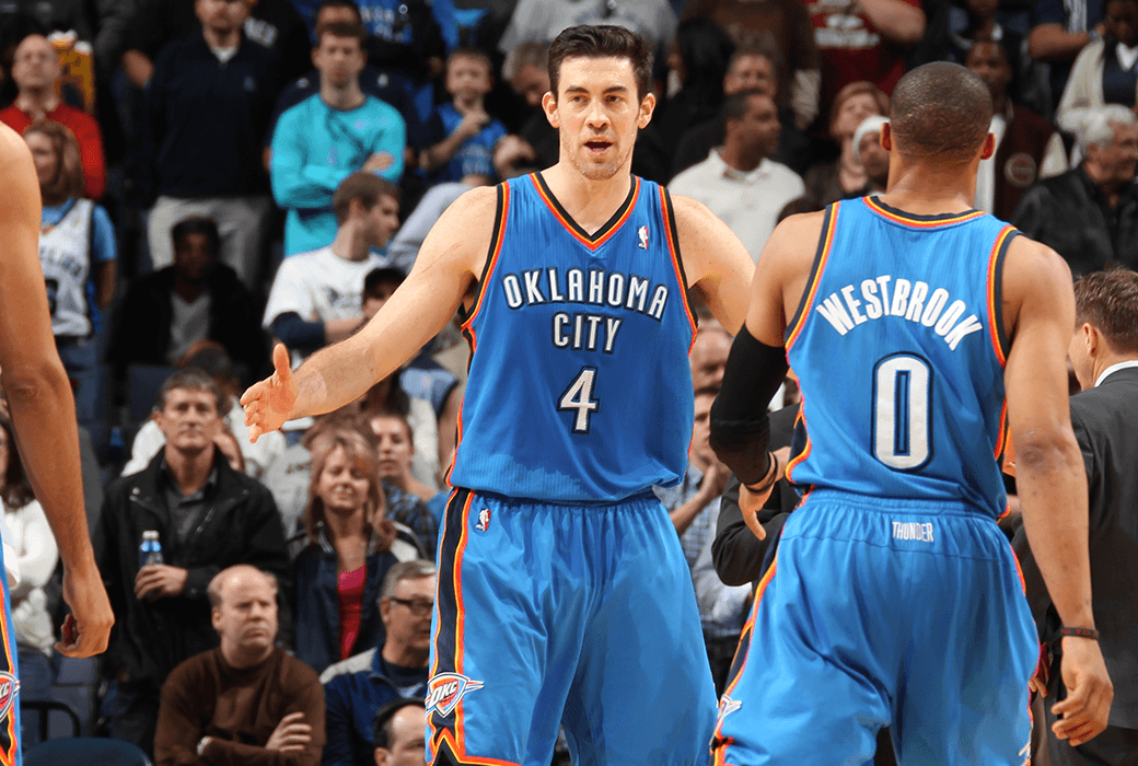 'Mr. Thunder' Nick Collison Retires After 15 NBA Seasons