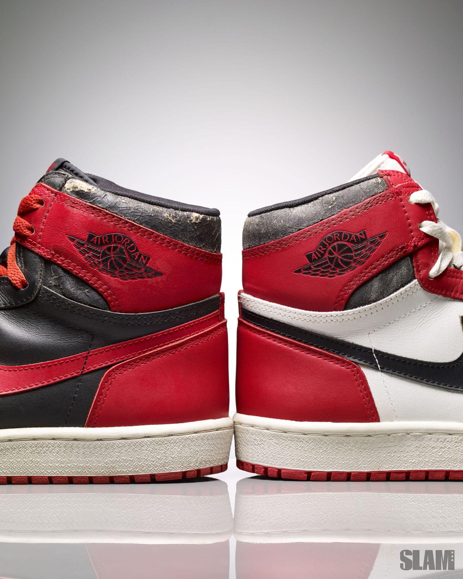 Do Air Jordans Run Big Or Small : jordans, small, FLIGHT:, Story, Behind, Jordan, Wings, ✈️