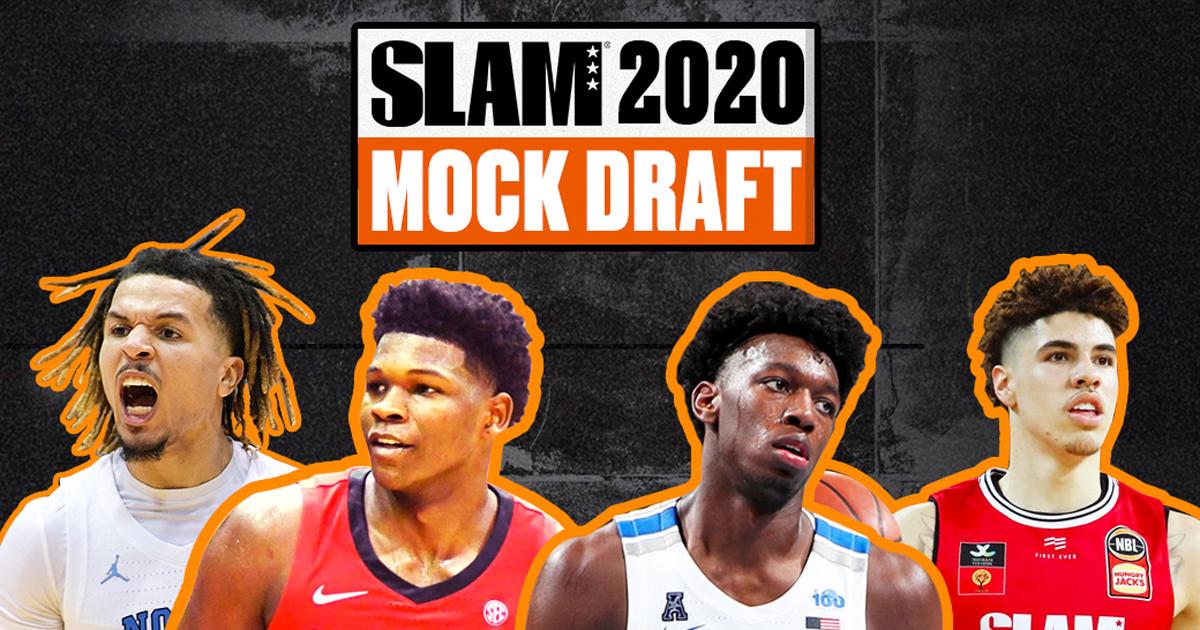 SLAM's 2020 NBA Mock Draft