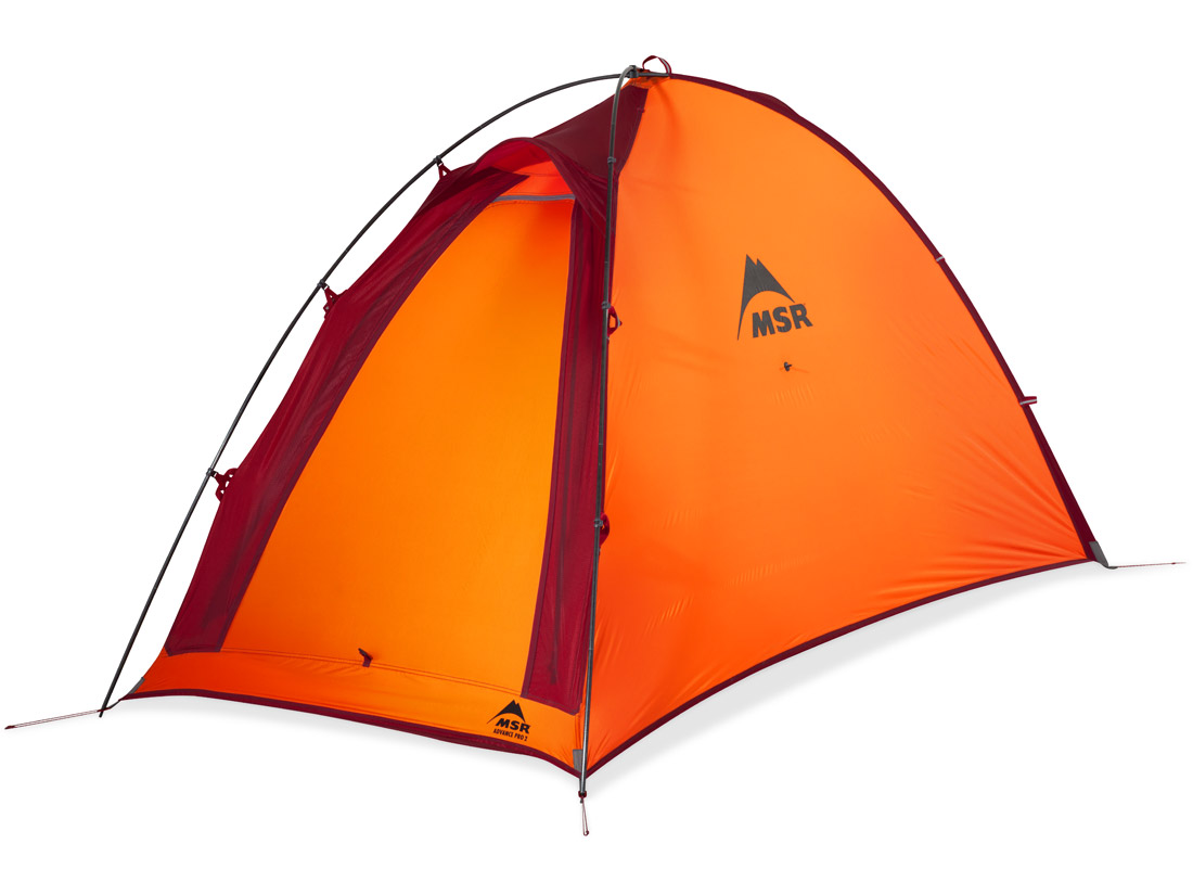 MSR Advance Pro 2 Ultralight 2Person 4Season Tent