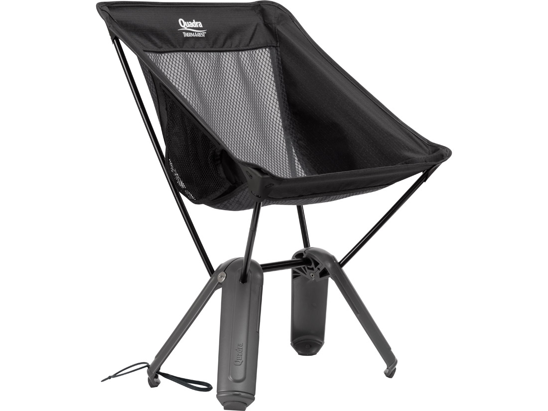 Most Comfortable Camping Chair Quadra Chair Camping Chair Camp Seating Camp Furniture Therm
