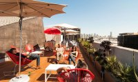 Roof Deck on Pinterest | Rooftops, Roof Gardens and Roof ...