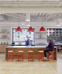 Open Table Meeting Room - Custom Spaces