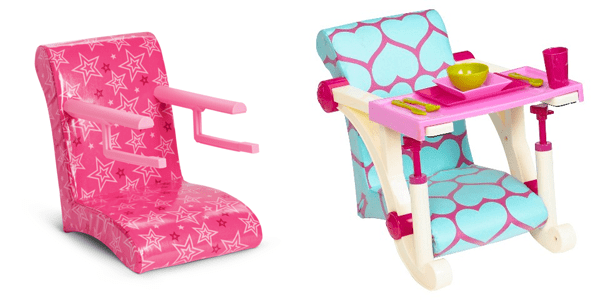 american doll chair booster for table all of the ways you can save on girl dolls and accessories clip seat ag ourgeneration