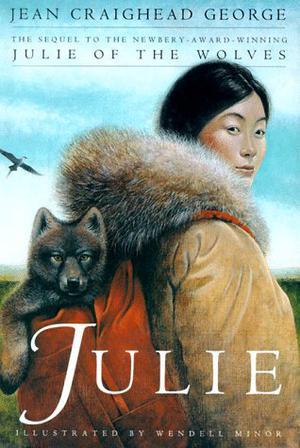 Julie By Jean Craighead George Wendell Minor Kirkus