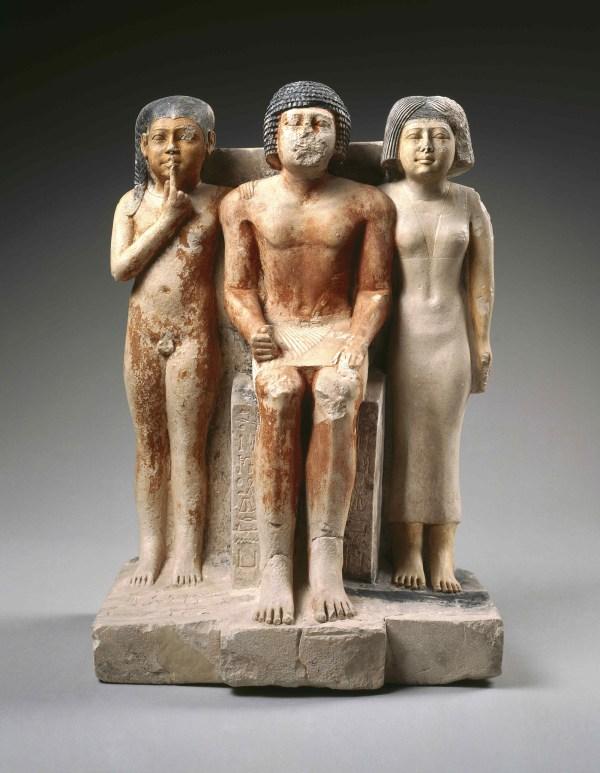 Ancient Egyptian Art Sculptures