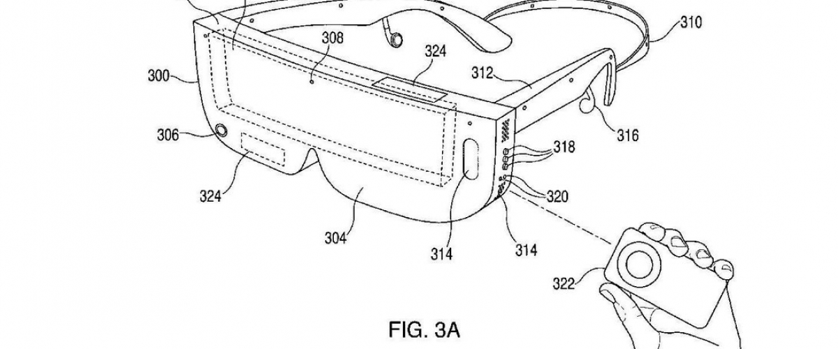 Apple wins patent for iPhone-powered virtual reality