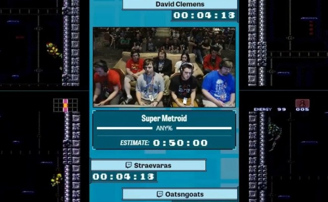 Summer Games Done Quick 2015 Day 7 Highlights And Final