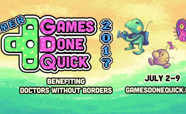 Summer Games Done Quick 2017 Day 6 Schedule And Games To