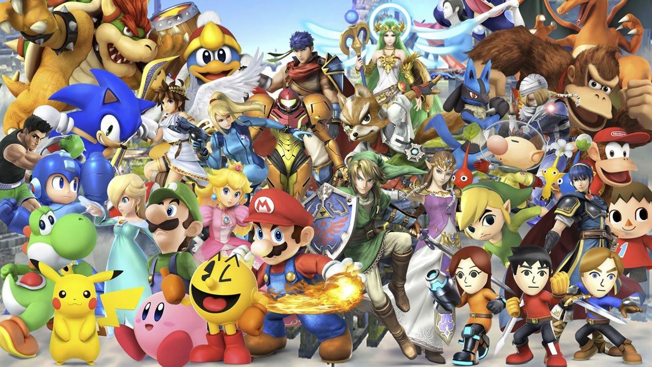 Classic Mode Character Unlocks In Super Smash Bros