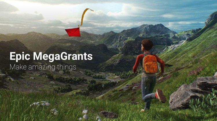 Epic Games kündigt das Epic MegaGrants-Programm im Wert von 100.000.000 US-Dollar an