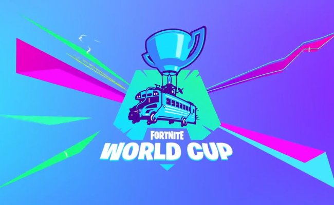 Fortnite World Cup Details Released By Epic Games Shacknews