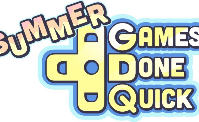 Summer Games Done Quick 2019 Schedule Outlined Shacknews