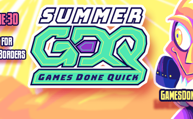 Summer Games Done Quick 2019 Day 5 Schedule Shacknews