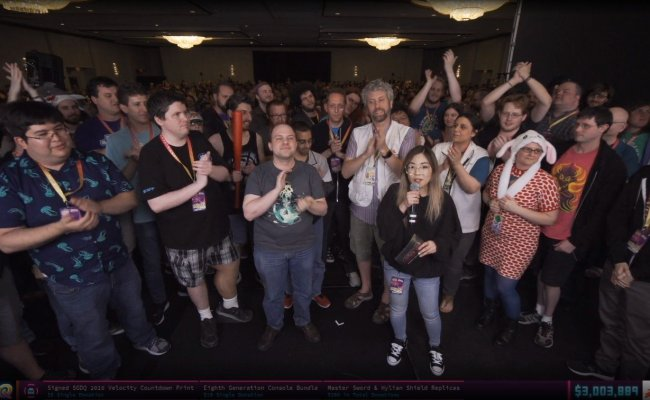 Summer Games Done Quick 2019 Ends With Record 3m Raised