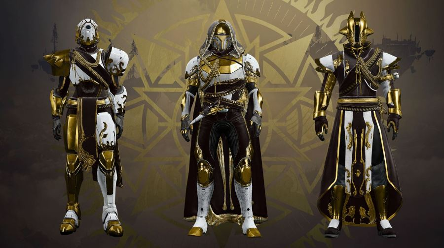 Solstice of Heroes adds first set of Armor 2.0 to Destiny ...