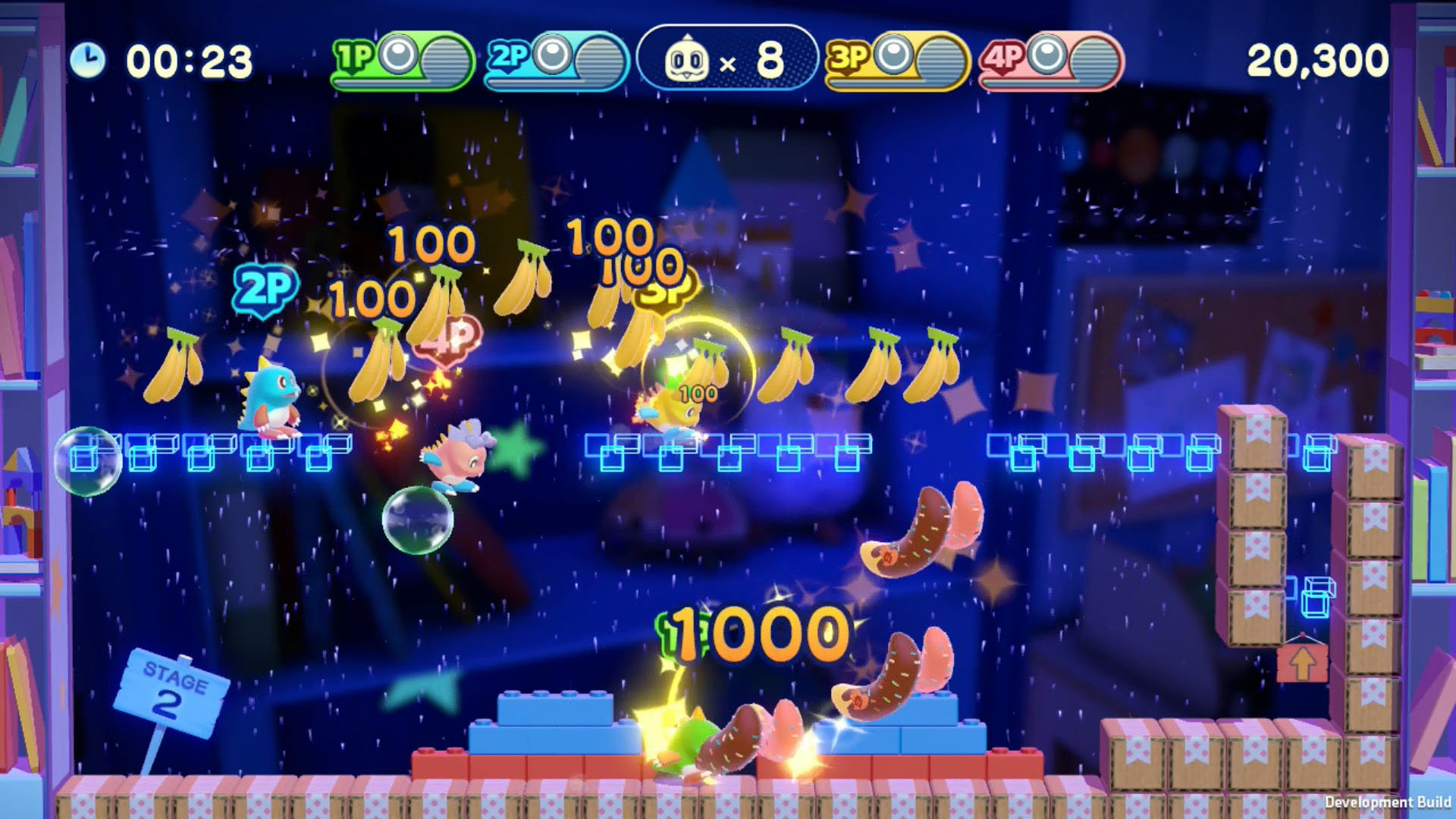 Image result for bubble bobble 4 friends