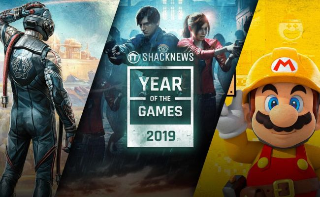 Year Of The Games 2019 Shacknews