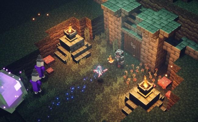 Minecraft Dungeons Preview Adventure Around The Block