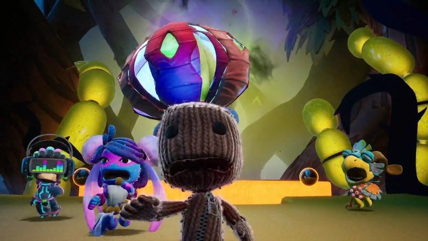LittleBigPlanet kehrt mit Sackboy: A Big Adventure | zurück  Shacknews