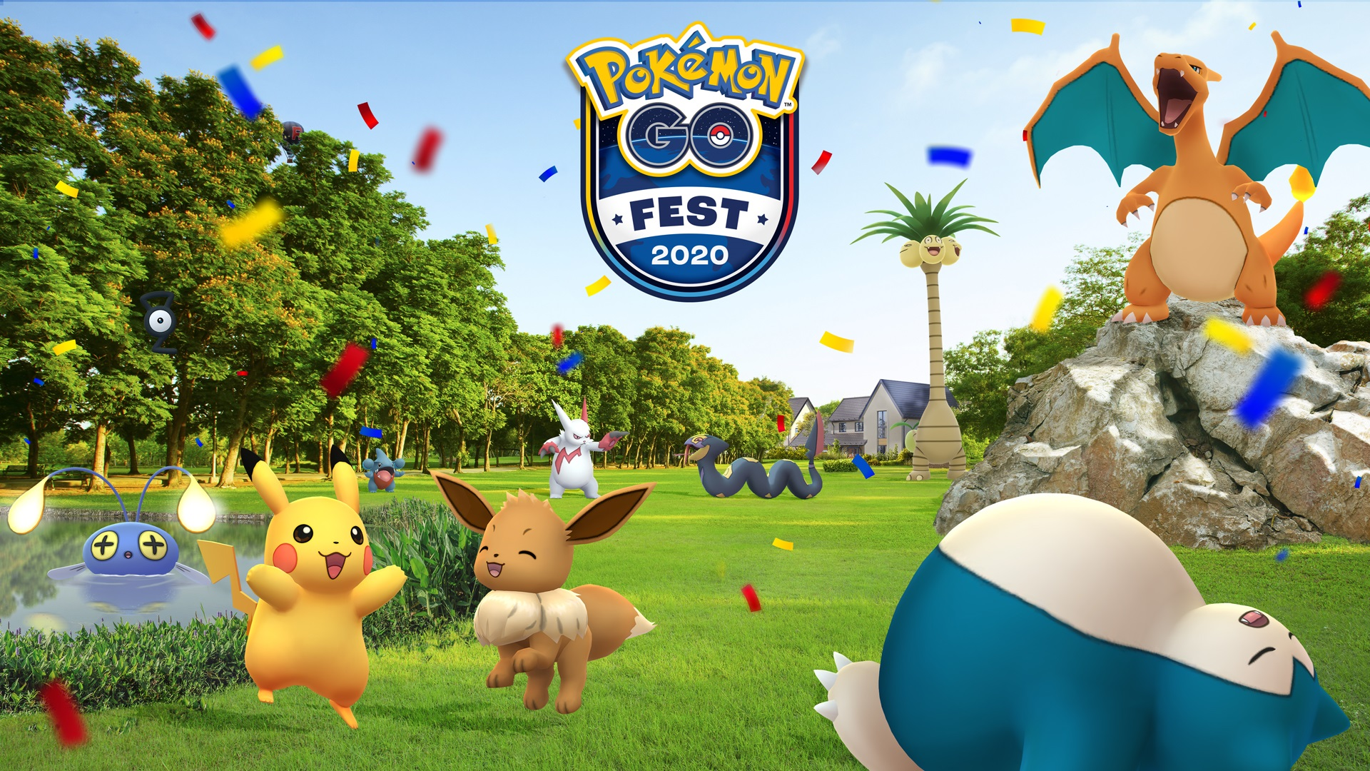 Pokemon GO Fest 2020 will be a virtual weekend. tickets on sale today   Shacknews