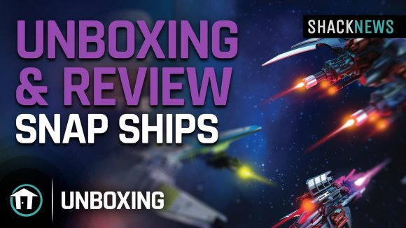 Unboxing & review: Snap Ships building toy and mobile app | Shacknews