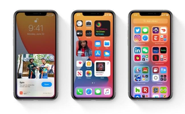 Ios 14 Full Release Revealed At September Apple Event
