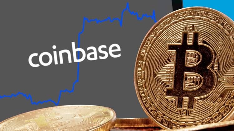Bitcoin (BTC) almost reaches $65K high ahead of Coinbase ...