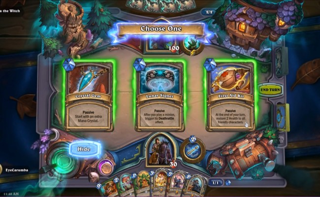 Hearthstone The Witchwood How To Beat Hagatha The Witch
