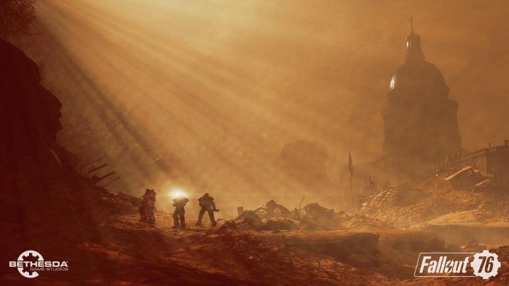 Fallout 76 revisión Bethesda