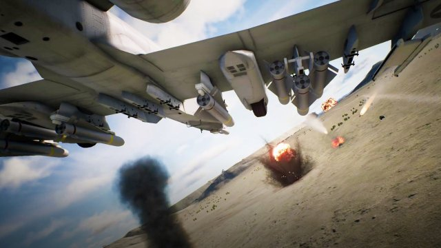 Ace Combat 7 Skies Unknown review Shacknews