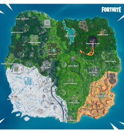 fortnite season 9 map changes neo titled and mega mall [ 1200 x 1200 Pixel ]