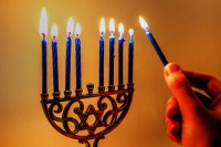 Hanukkah: The Story of the Lighting of the Menorah - World ...