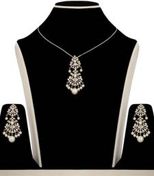 Buy Design no. 13b.2224....Rs. 1800 necklace-set online