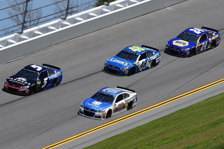 2018 NASCAR Cup Series schedule released | Hendrick Motorsports
