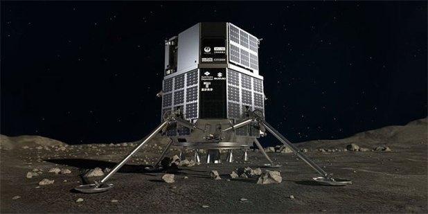 Emiratos sigue su carrera espacial con el envío de un robot a la Luna en 2022