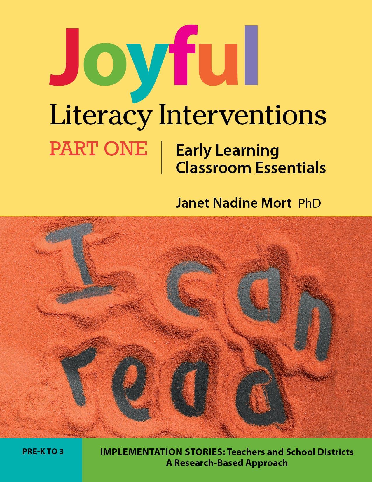 View back cover joyful literacy also products rh joyfulliteracy