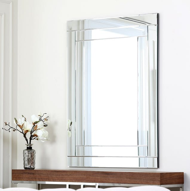Fairmont Rectangle Wall Mirror