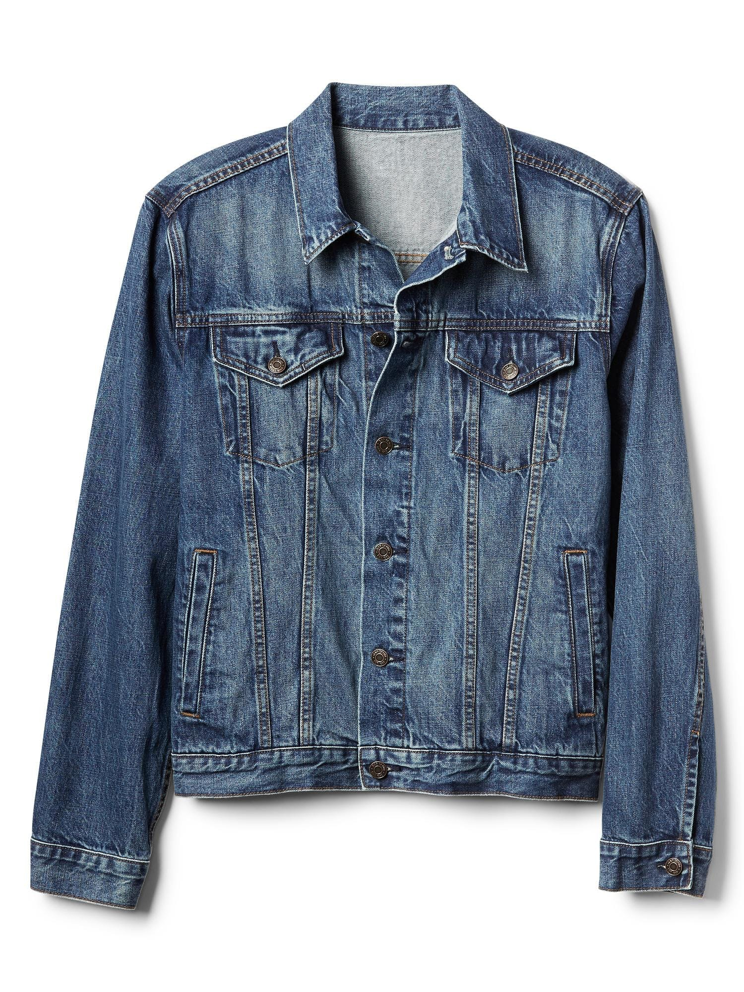gap, denim jacket, jean jacket